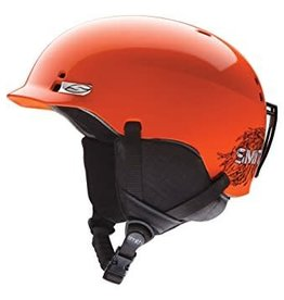 Smith Optics Gage Jr Helmet Neon Orange Stick Youth M