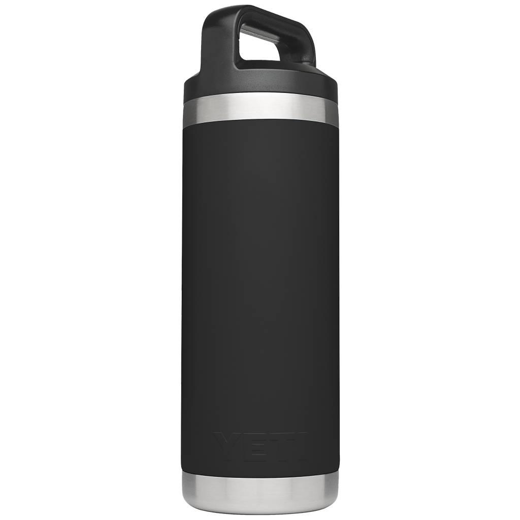 YETI YETI Rambler 18oz Bottle Black