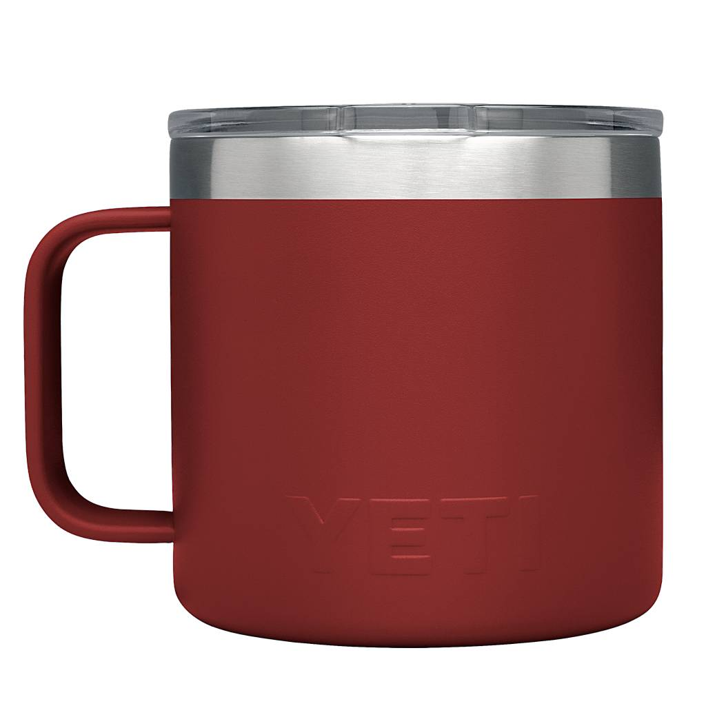YETI YETI Ramber Mug 14oz Brick Red