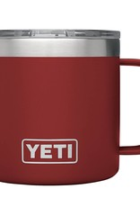 YETI YETI Rambler Mug 14oz Brick Red
