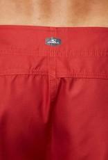 O'Neill Santa Cruz Boardshort Red