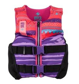 Hyperlite HL Girlz Youth Indy Neoprene Life Vest SM 2018