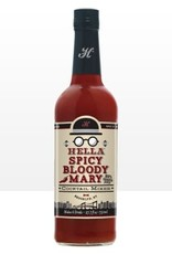 Hella Bitter Spicy Bloody Mary Cocktail Mixer 750ml