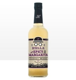 Hella Bitter Spicy Margarita Cocktail Mixer 750ml