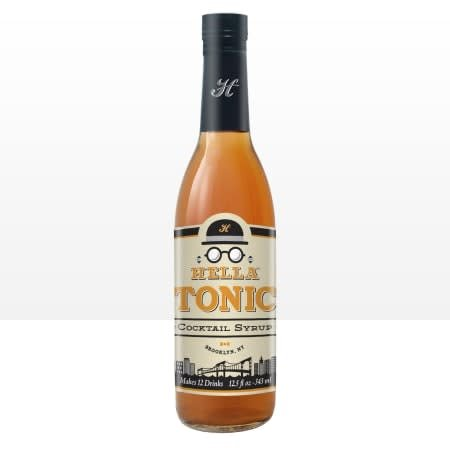 Hella Bitter Tonic Cocktail Syrup 12.5oz