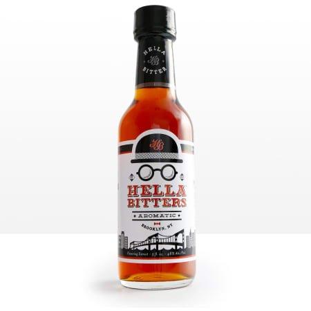 Hella Bitter Aromatic Bitters 5oz