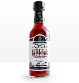 Hella Bitter Smoked Chili Bitters 5oz