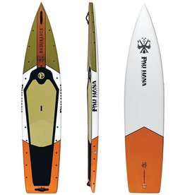 Pau Hana Surf Supply Pau Hana Endurance Olive Burnt Orange 12' 2018