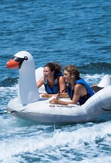 Solstice / Swimline SOLSTICE Giant Swan Towable Tube - 2 Person