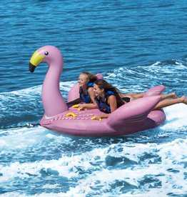 Solstice / Swimline SOLSTICE Giant Flamingo Towable Tube - 2 Person