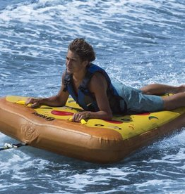 Solstice / Swimline SOLSTICE Pizza Slice Towable Tube - 1 Person