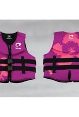 Pulse/Diversco Neoprene Women's Lifevest - Purple/Pink