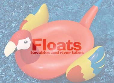 Floats, River and Towable Tubes