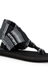 Sanuk SANUK Women's Yoga Sling Blk/Wht