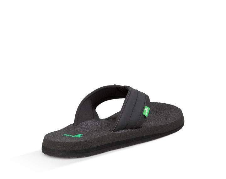 Sanuk SANUK Men's Beer Cozy 2 Black