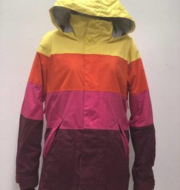 CONSIGN Women's Burton Eclipse Jacket Multi Color Size Large