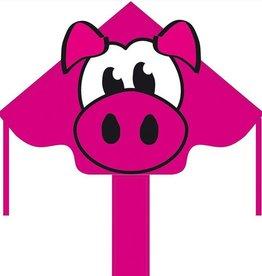Ecoline Eddy Diamond Kite - Piggy