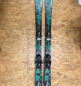 CONSIGN Youth Head Mojo Three 137cm w/ Tyrolia SL 70 AC Skis