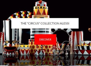 Alessi - Circus Collection
