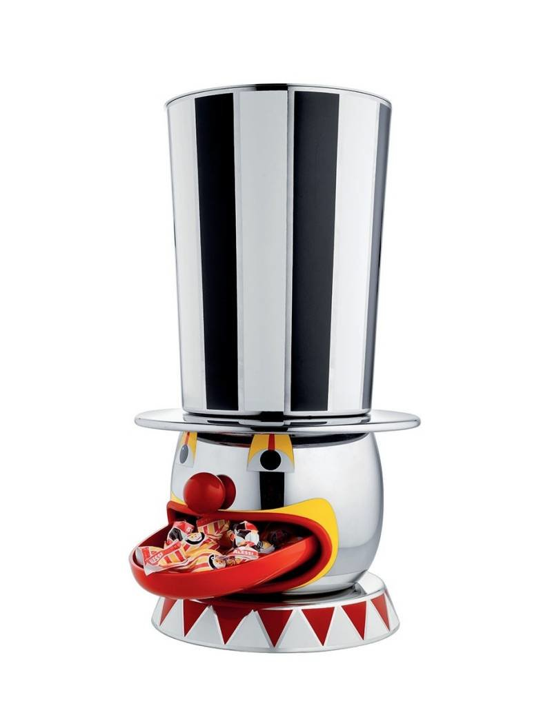 "Alessi Alessi - Circus ""Candyman"" Candy Dispenser"
