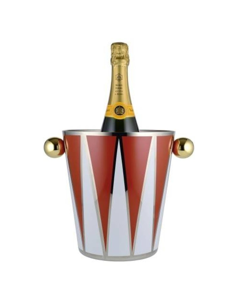 Alessi Alessi - Refroidisseur de Vin et de Champagne