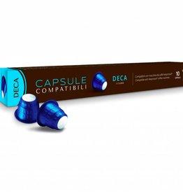 Bellucci Caffitaly - Deca Compatible Nespresso (Boite 10)