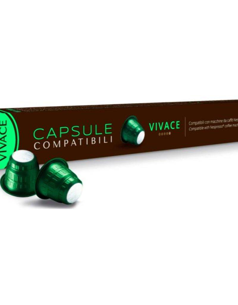 Caffitaly Bellucci Caffitaly - Vivace Compatible Nespresso (Box 10)