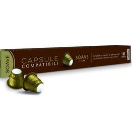 Caffitaly Bellucci Caffitaly - Soave Compatible Nespresso (Boite 10)