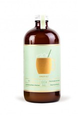 3/4 oz. Tonic Maison 3/4 oz.  -  Ginger Ale Syrup 500ml