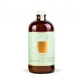 3/4 oz. Tonic Maison 3/4 oz.  -  Ginger Ale Syrup 500ml