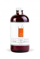 3/4 oz. Tonic Maison 3/4 oz.  -  Tonic  Syrup 500ml