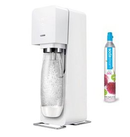 Sodastream Sodastream - Source Machine, White/Plastic