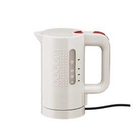 Bodum Bodum - Bistro Bouilloire Electrique, 0.5L, 17 oz. - Blanc