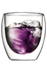 Bodum Bodum - Verres Double Paroi PAVINA Dble Wall Glass/0.25L 8 oz Cappuccino