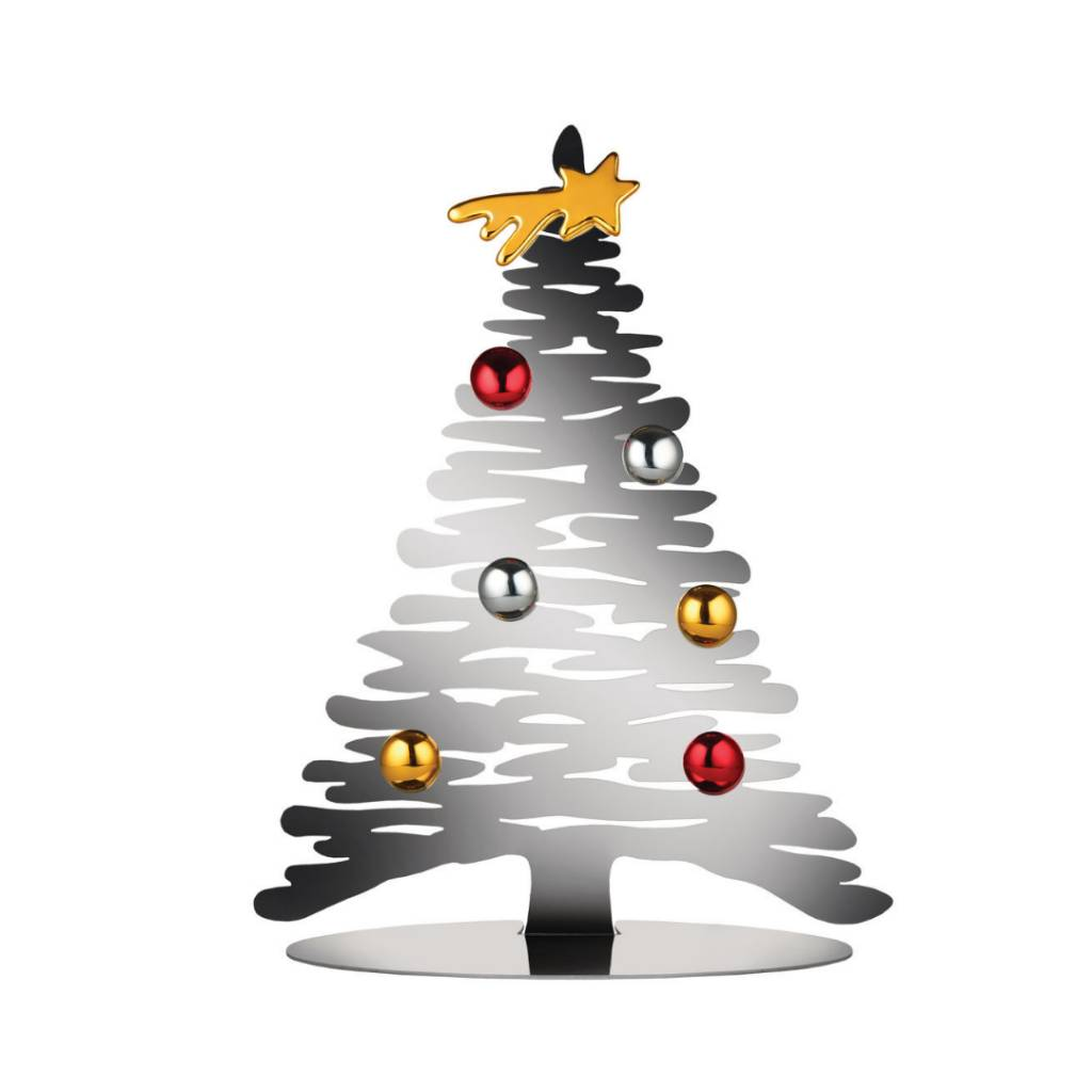 Alessi - Arbre Noel Bark Christmas Tree in Steel AISI 430 - Boutique ...