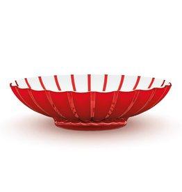 Guzzini Guzzini - Grace Centerpiece/Fruit Bowl Red
