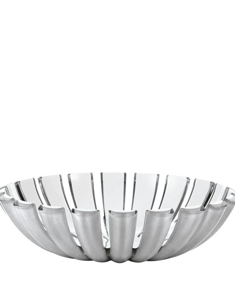 Guzzini Guzzini - Grace Bread Basket Sky Grey