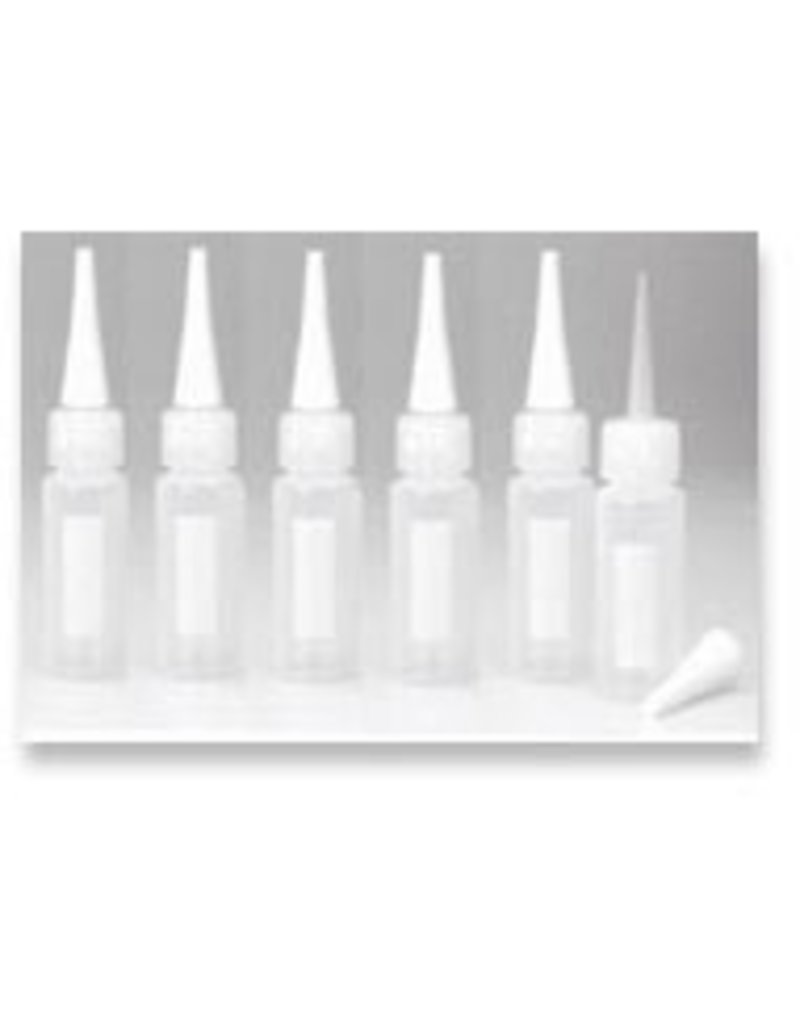 1oz Needle Tip Applicator Bottles 6pc
