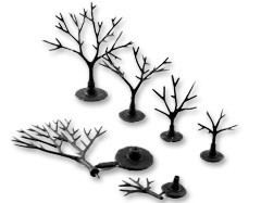 Woodland Scenics 3/4-2'' Tree Armatures