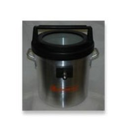 5 Gallon Vacuum Chamber Only (Requires Vacuum Pump)