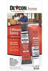 Devcon 5 Minute Epoxy 1/2oz Tubes