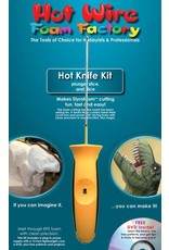Hot Wire Foam Factory Ac Starter Knife Kit K11