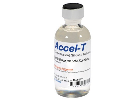 Smooth-On Accel-T 1oz Tin Silicone Accelerator