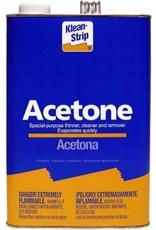 Acetone Gallon