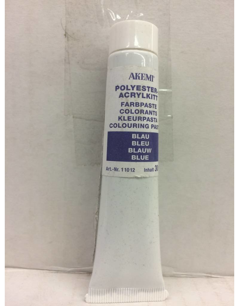 Akemi Akemi Polyester Color Paste Blue
