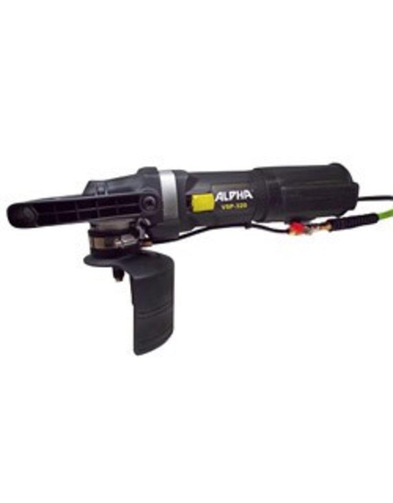 Alpha Professional Tools Alpha VSP-320 Variable Speed Wet Electric Angle Grinder / Polisher