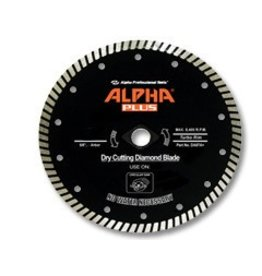 Alpha Professional Tools Alpha Plus Diamond Blade 4 1/2in