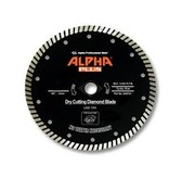 Alpha Professional Tools Alpha Plus Diamond Blade 5in
