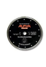 Alpha Alpha Plus Diamond Blade 5in