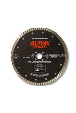 Alpha Professional Tools Quad Diamond Blade 5in